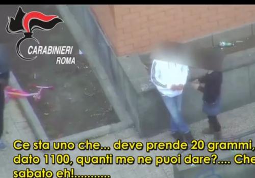 Roma, blitz a Tor Bella Monaca: sgominata banda di narcotrafficanti: 19 arresti