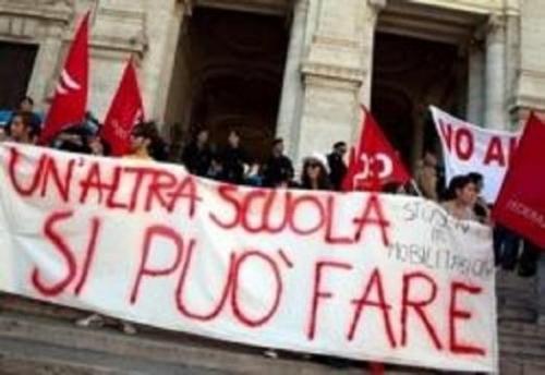 Scuola, venerdì 20 sciopero e corteo a Firenze