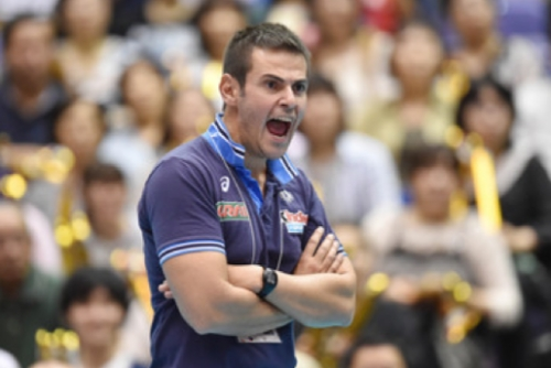 World League Volley: Italia sconfitta 3-0 dal Brasile