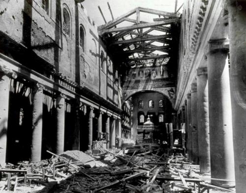 Roma: Raggi a cerimonie in ricordo bombardamento S.Lorenzo