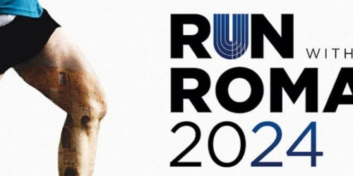A Verona la 10 km 'Run With Roma 2024' Sabato 10 Settembre