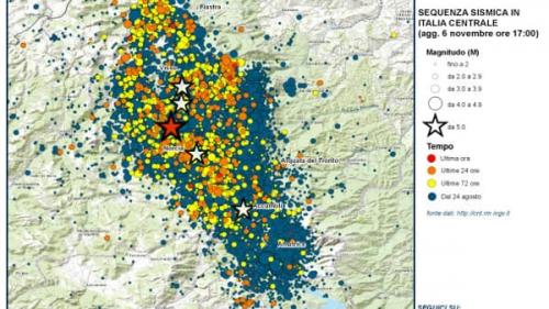 Terremoto, per il presidente dell'Ingv il fenomeno potrebbe durare a lungo