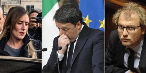 Renzi rifiuta il bis, Mattarella al centro della scena