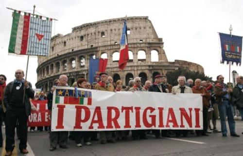 Avellino, celebrazione del 72° Anniversario della Liberazione