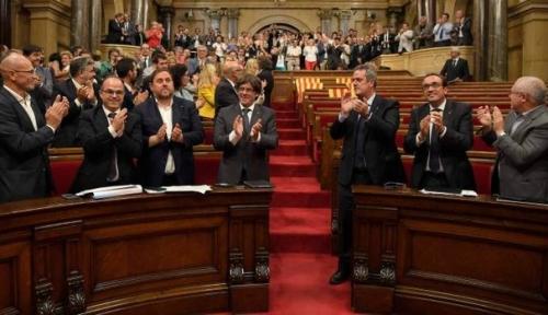 Capo polizia Catalogna rischia 15 anni