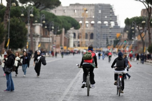 Blocco del traffico il 19 novembre: tornano le domeniche ecologiche
