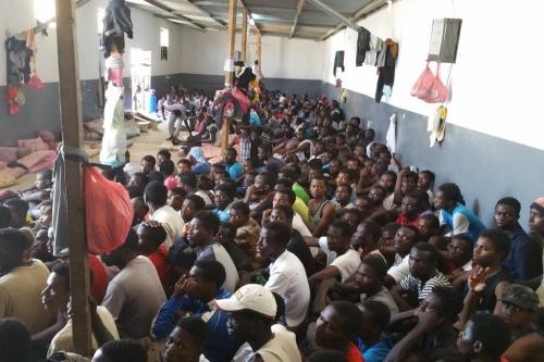 Libia, Unhcr: 'Atrocità contro i rifugiati, anche contro neonati'