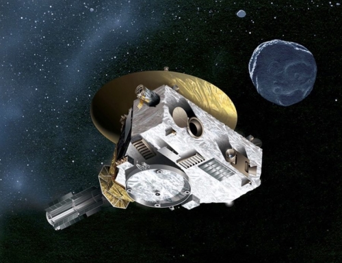 La sonda Nasa New Horizons