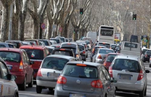 Roma al decimo posto tra le città con più traffico