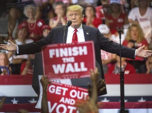 Muro, oggi voto Senato Usa su emergenza: Trump sarà sconfitto